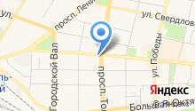 Danel на карте