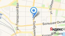 GlobalAqua на карте