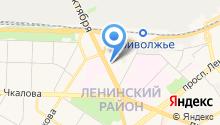 Foto print на карте