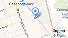 Кузница на карте