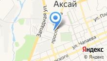 Нотариус Санатова М.С. на карте