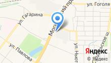 ТИИР на карте