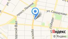 Red Fox на карте
