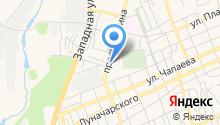 Адвокат Деревянко А.И. на карте