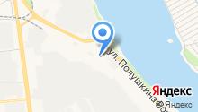 Inventor на карте