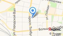 Kristina на карте