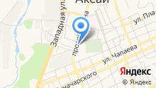 Русская печка на карте