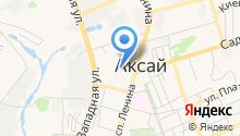 Отдел вневедомственной охраны при МВД России по Аксайскому району на карте