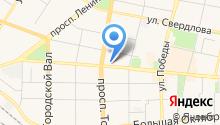 Naryad на карте