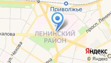 Pro Город Ярославль на карте