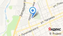 Платежный терминал, КБ Центр-инвест, ПАО на карте