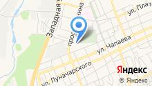 Ростовская областная коллегия адвокатов №2 на карте