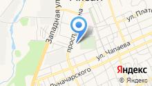 Аксайский районный суд на карте