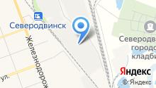 АМК металлоконструкции на карте