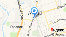 Управление Федеральной почтовой связи Ростовской области на карте