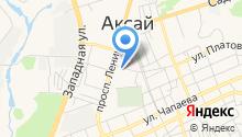 Нотариус Сафронова В.А. на карте