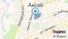 Отдел МВД России по Аксайскому району на карте