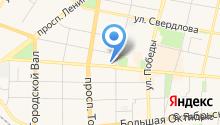 Montecchi на карте