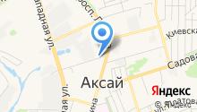 СК Ростовводстрой на карте