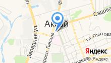 Модэкс на карте