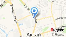 Автоломбард Аксай на карте