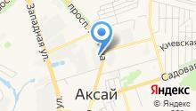 Москабель-Фуджикура на карте