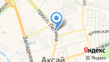 Бизнес-Партнер на карте