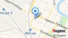 Александра-Плюс на карте
