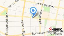 Integra на карте