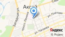 Центр госсанэпиднадзора Аксайского района на карте