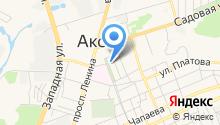 Управление образования Администрации Аксайского района на карте