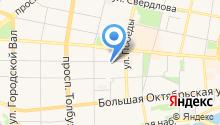Brow-shop на карте