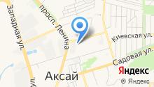 Авторемонтная мастерская на карте