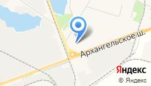 Гулиев Т.И. на карте