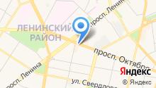 LiveComm на карте