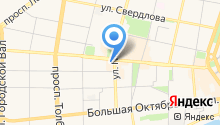 Nick на карте