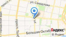 Luxury Project на карте