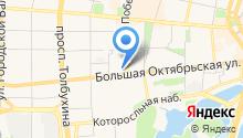 Academy на карте