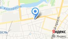 Glanz на карте