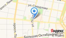 Ditell на карте