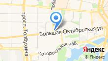 PROBKA wine bar & kitchen на карте