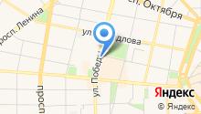 Accessory на карте