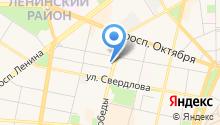 JQ на карте