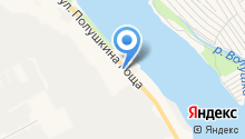 DE-FAKTO на карте