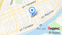 Архив документов по личному составу Аксайского района на карте