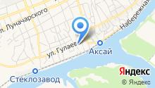 Аксайский военно-исторический музей на карте