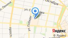 Miadea на карте