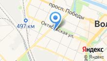 room на карте