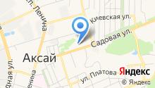 Управление Федеральной службы государственной регистрации, кадастра и картографии по Ростовской области на карте