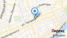 Бизнес-квартал на карте